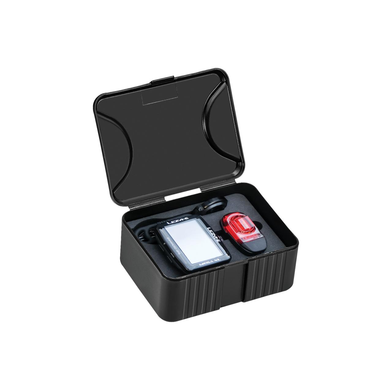 LEZYNE Cyklonavigácia MEGA XL GPS SMART LOADED