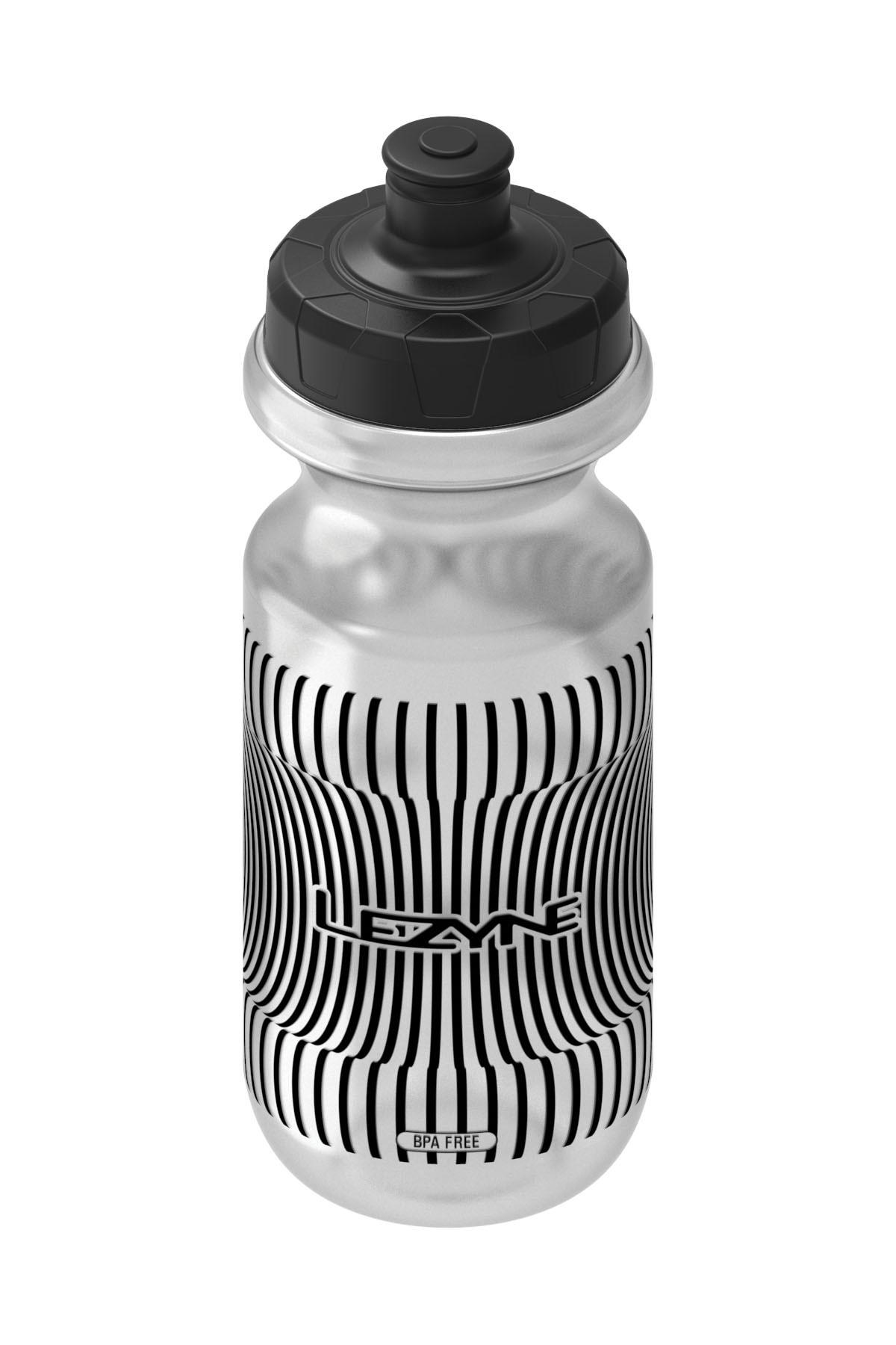 Lezyne cyklofľaša Flow Bottle biela 600 ml, matná, priehľadná