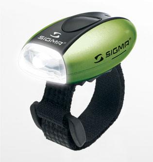 SIGMA Blikačka Micro W predná  zelená