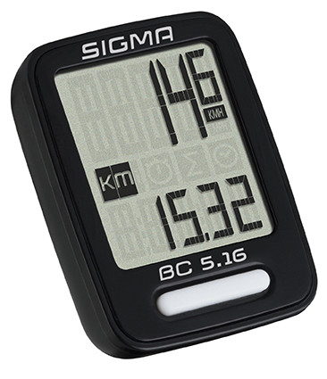 SIGMA Cyklocomputer BC 5.16 Topline 016