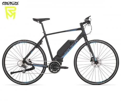 Rock Machine Bicykel Blackout ES 40, veľ.: 56 cm