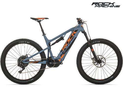 "Rock Machine Bicykel BLIZZARD INT e90-27+, model 2018 Veľkosť : 17"" (M)"