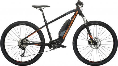 "Rock Machine Bicykel TORRENT e30-27, model 2019 19"" (L)"