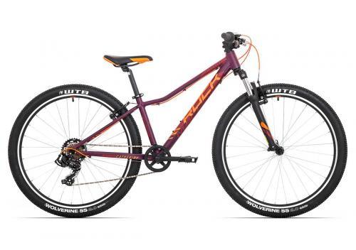 """Rock Machine Catherine 27 VB, model 2020, tmavá červená/červená/oranžová 13,5"""" (XS)"""