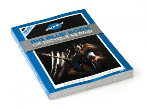 Park Tool Veľká modrá kniha o servise bicyklov ParkTool PT-BBB-2-CZ