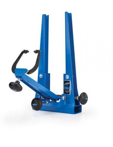 Park Tool vidlica centrovacími PROFESSIONAL modrá PT-TS-2-2-P