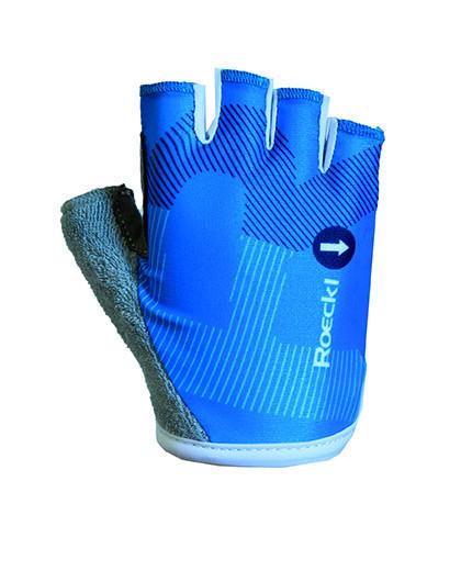ROECKL Detské cyklistické rukavice Teo modré Veľkosť : 4