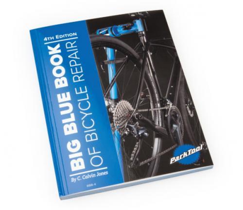 Park Tool kniha Big Blue Book 4. vydanie PT-BBB-4