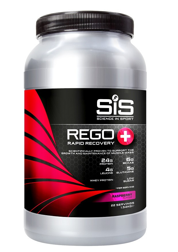 SiS Rego+ Rapid Recovery regeneračný nápoj 1,54kg čokoláda