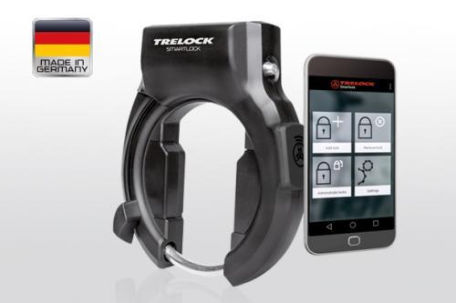 Trelock Zámok SL 460 SMARTLOCK otváranie smartfónom