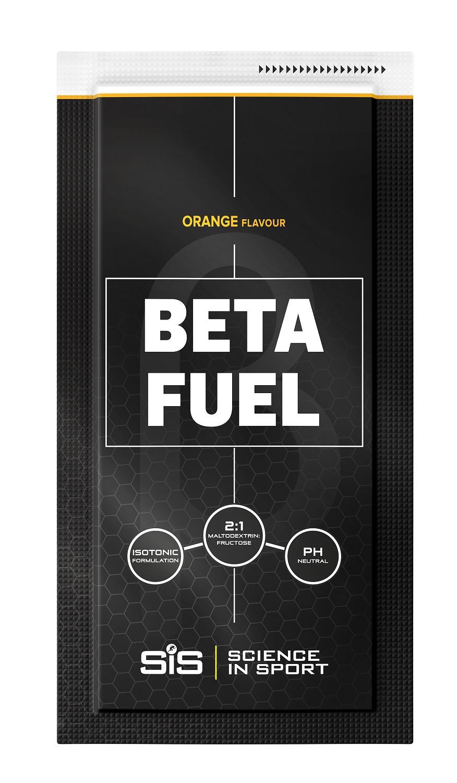 SiS Beta Fuel 84g citrón a limetka