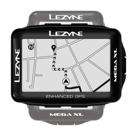 LEZYNE Cyklonavigácia MEGA XL GPS