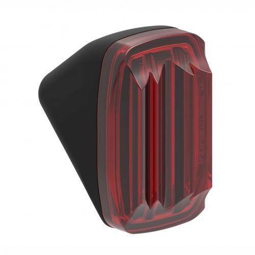 LEZYNE Zadné svetlo na elektrobicykel EBIKE REAR FENDER LED, na elektrobicykle