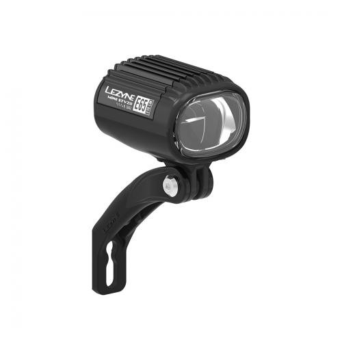 LEZYNE Predné svetlo na elektrobicykel MINI E65 LED StVZO