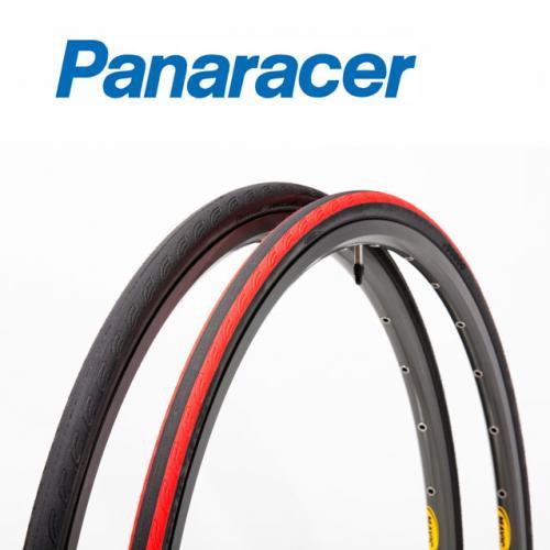 PANARACER Plášť Catalyst Sport 700x23C, st. 700x23C; červeno-čierny; drôtená pätka