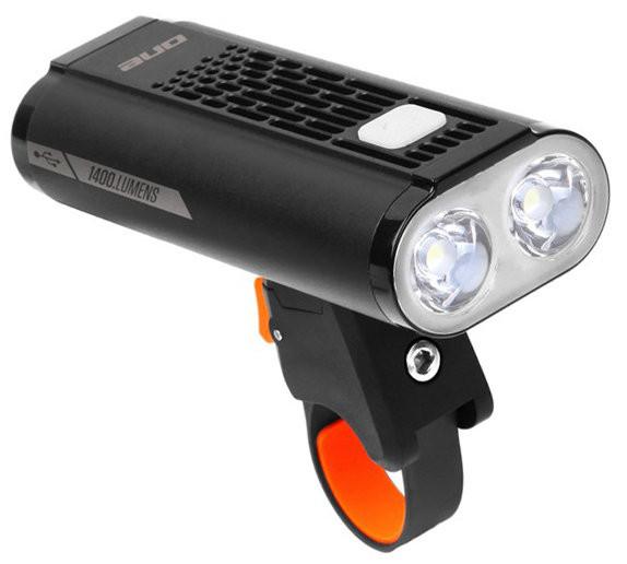 ROCK MACHINE svetlo predné F.LIGHT 70 USB
