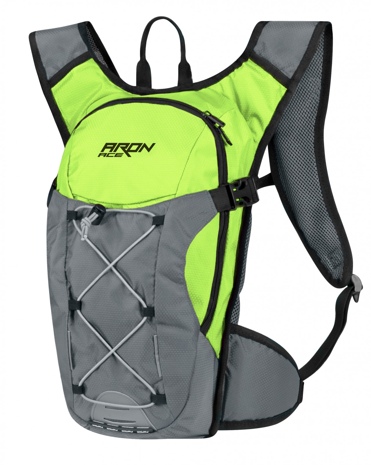 FORCE batoh ARON ACE 10 l Fluo yellow