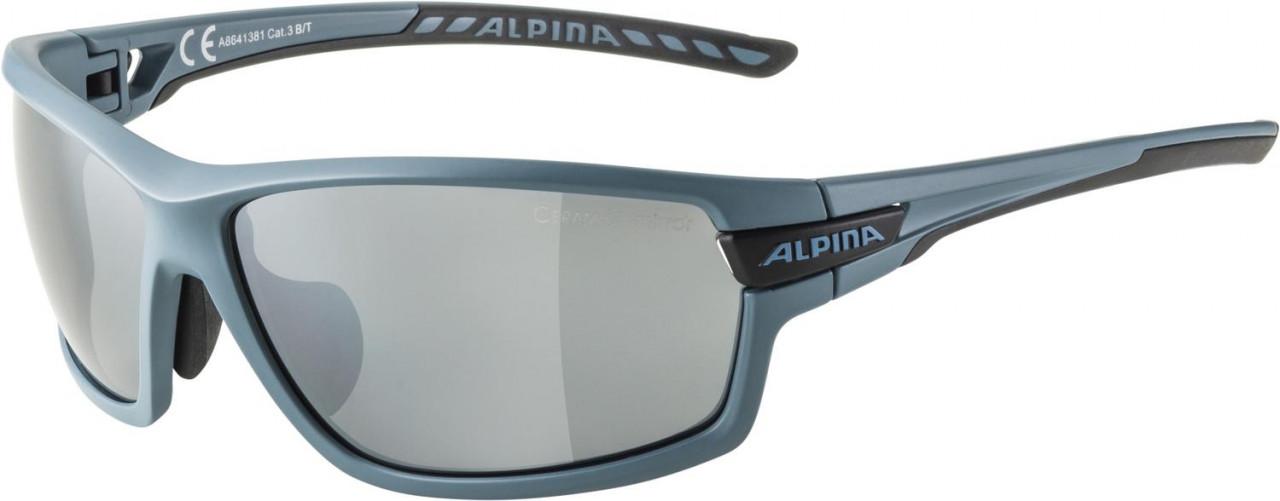 ALPINA Cyklistické okuliare TRI-SCRAY 2.0 dirtblue, vymeniteľné sklá