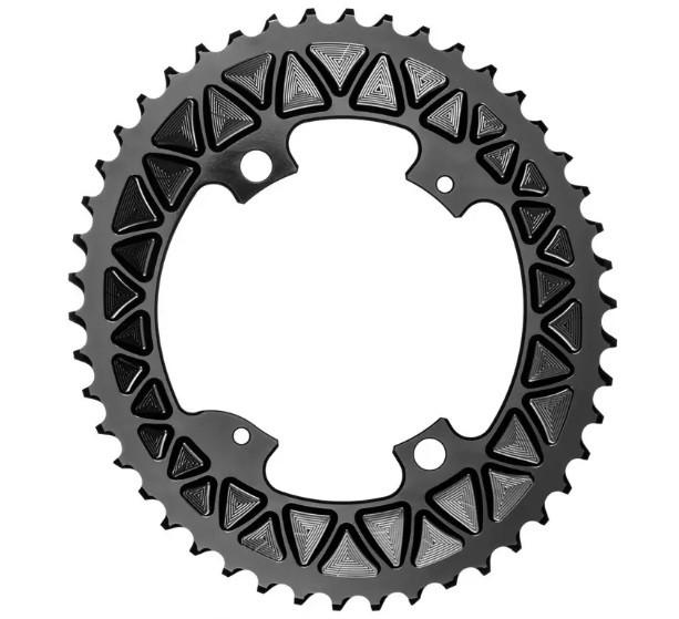 absoluteBLACK Subcompact 110/4 2X čierny 46T