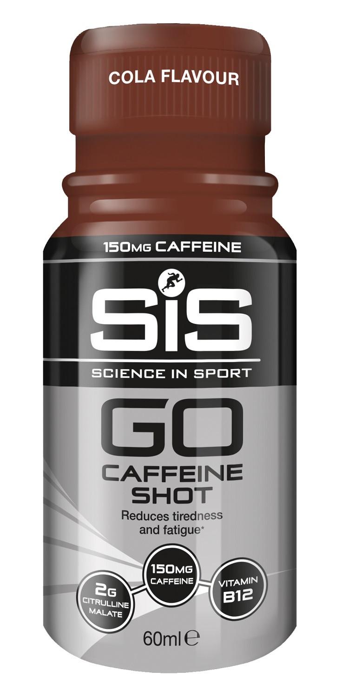 SiS GO Caffeine Shot 60ml kola