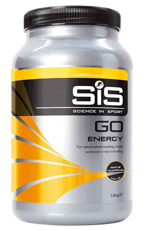 SiS GO Energy energetický nápoj 1600g