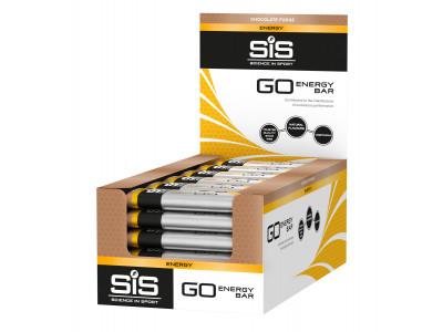 SiS GO Energy Bar Mini tyčinka 40g - čokoláda