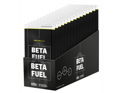 SiS Beta Fuel 84g - citrón a limetka