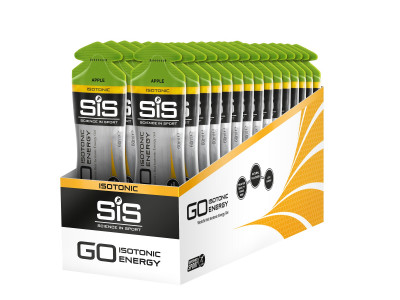 SiS GO Isotonic Gel 60ml - jablko